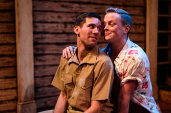 In the Company of Men: A Review of Yank at Pride Films and Plays