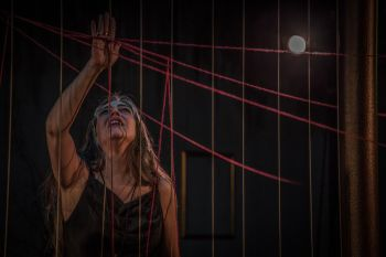 Traumatic Times: A Review of I Saw Myself at Red Tape Theatre