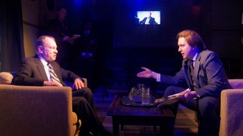 Crook on the Hook: A Review of Frost/Nixon at Redtwist Theatre