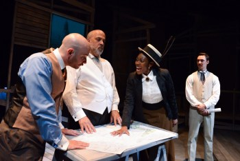 A Man And His Plan: A Review of Burnham's Dream: The White City at Lost and Found Productions