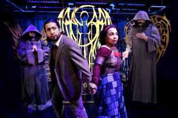 London Below: A Review of Neverwhere at Lifeline Theatre