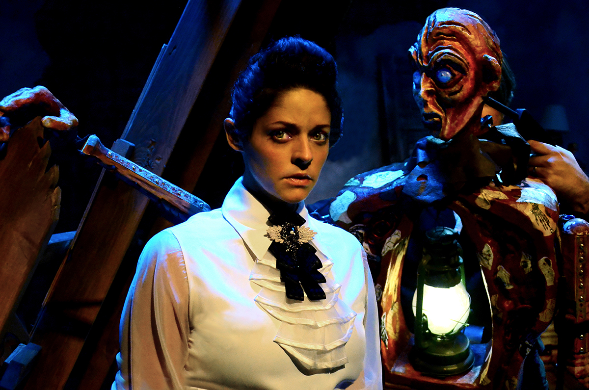 Monster Mash Up: A Review of Frankenstein at Lifeline Theatre