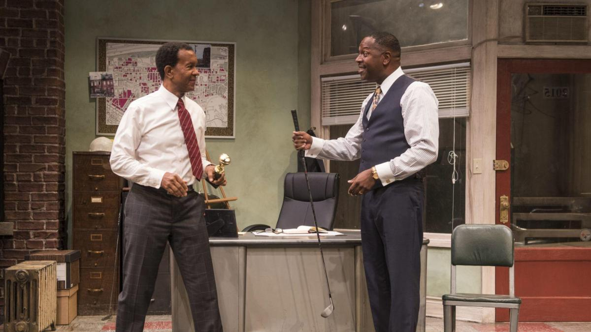 Sporting Life: A Review of Radio Golf at Court Theatre