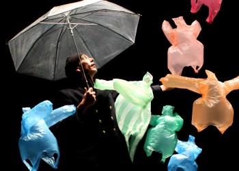 Rapturous Plastics: A Review of L'Aprés-midi d'un foehn Version 1 at Compagnie Non Nova