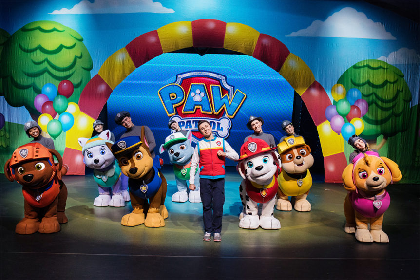 Image result for paw patrol live