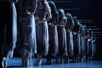 "Modern Masterpiece: A Preview of English National Ballet in Akram Khan's ""Giselle"" at the Harris Theater"