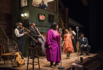For the Record: A Review of Ma Rainey's Black Bottom at Writers Theatre