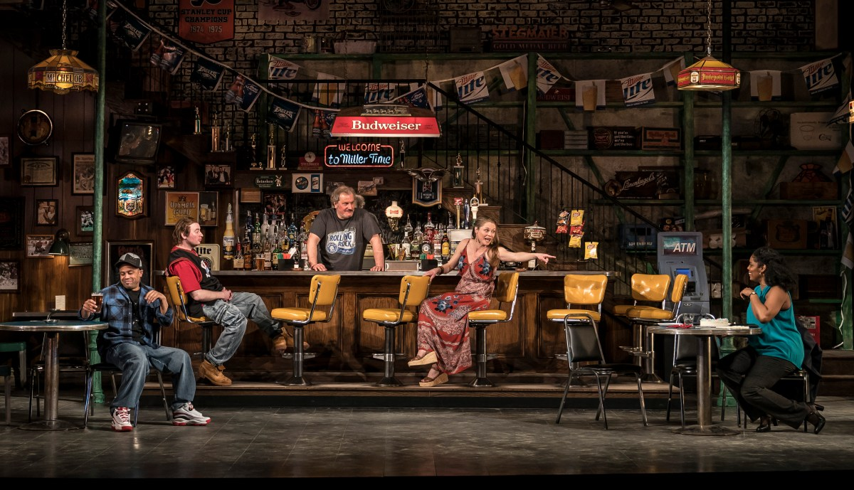 Blood and Tears: A Review of Sweat at Goodman Theatre