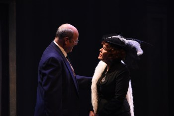 Ready for a Close Up: A Review of Sunset Boulevard at Porchlight Music Theatre