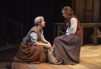 Divine Arcs: A Review of Mother of the Maid at Northlight Theatre