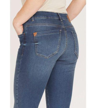 Isay Lido Zip Jeans-achterkant