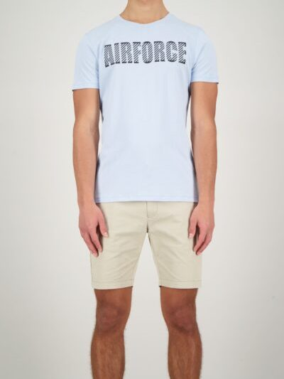 Airforce T-shirt Reflection
