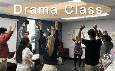 Drama Class as ILP Practice