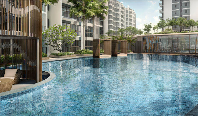 New Launches - North Park Residences - Cabana Cove
