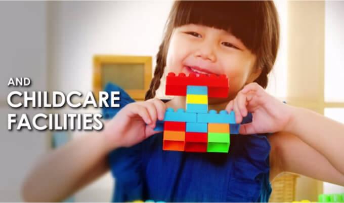 Condo Singapore - North Park Residences - Childcare Facilities