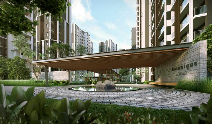 SG Property - Botanique @ Bartley - Drop Off