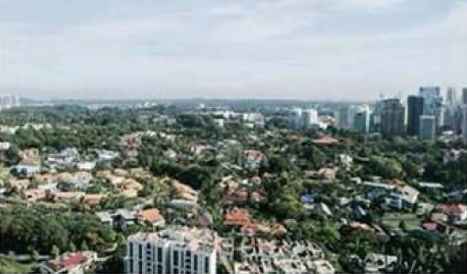 Condo Singapore - Principal Garden Panoramic View