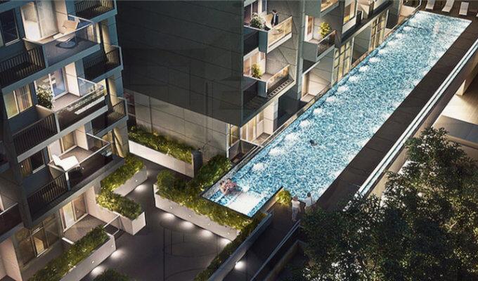 Hills TwoOne - Pool