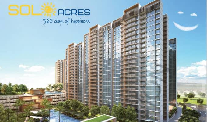 Sol Acres - New Condo Launch - Hero