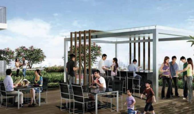 26 Newton - Condo Singapore - BBQ Pavilion