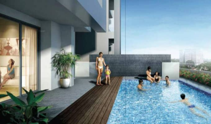 26 Newton - Singapore Condo - Private Pool At 5th Floor PES Unit