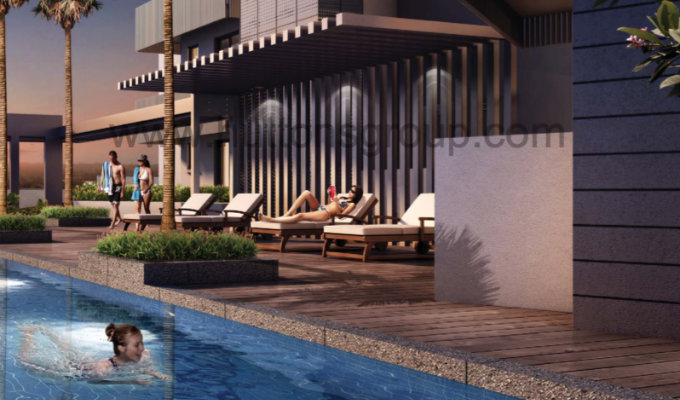 8M Residences - Condo Singapore - Pool Deck