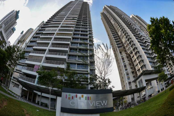 City View DBSS Sold Over $1 million