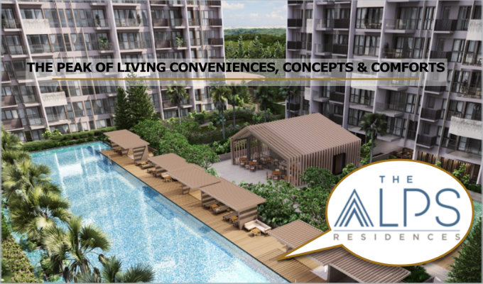Condo for Sale Singapore - The Alps Residences