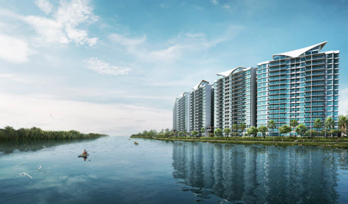 Kingsford Waterbay - Hero - Condo Singapore