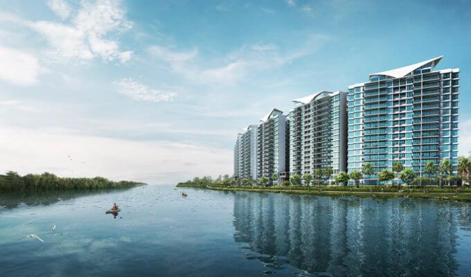 Kingsford Waterbay - Hero - Condo Singapore