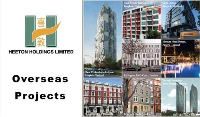 Onze @ Tanjong Pagar Developer Overseas Projects