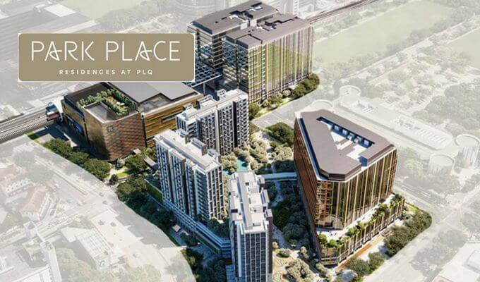 Park Place Residences Aerial