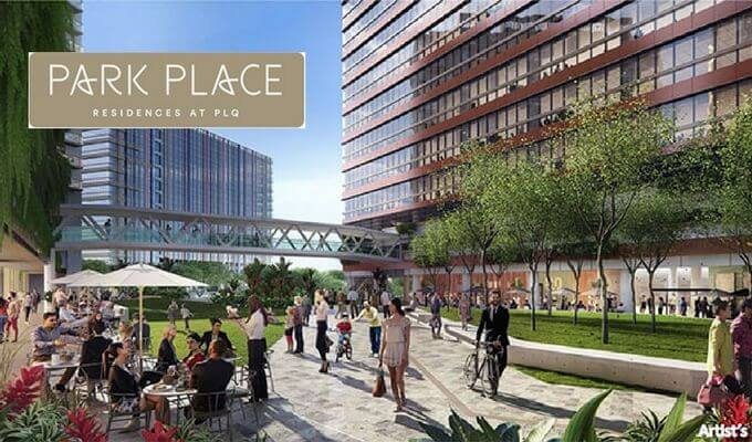 Park Place Residences Shopping And Dining