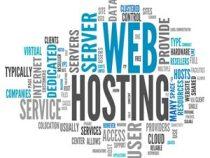 Various types of web hosting services