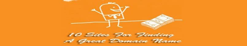 10 Sites For Finding A Great Domain Name