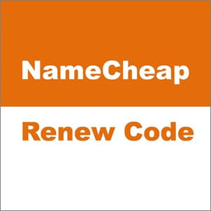 Namecheap renewal coupon codes save 20% Off
