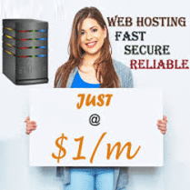 1 dollar shared hosting companies