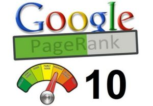 Forget about the Google Page Rank
