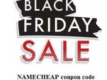 NameCheap Black Friday-Cyber Monday 2015