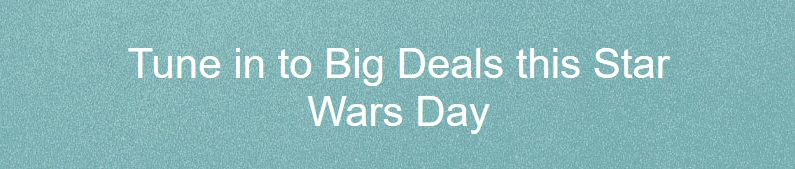 NameCheap - Tune in to Big Deals this Star Wars Day