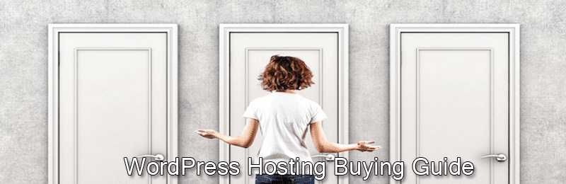 WordPress Hosting Buying Guide