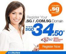 Exabytes Singapore Reviews and Coupon Codes