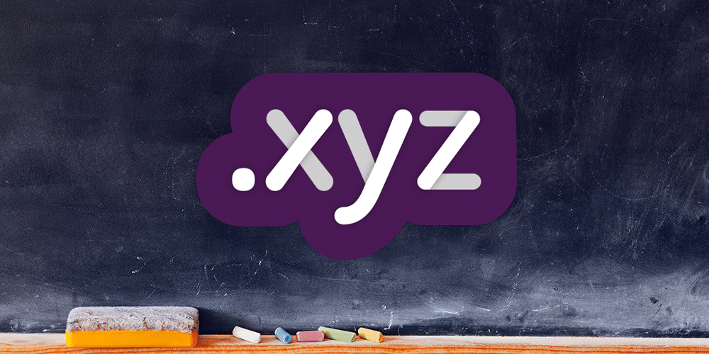 GoDaddy .XYZ domain coupon codes