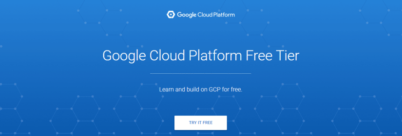 Try Google Cloud Platform