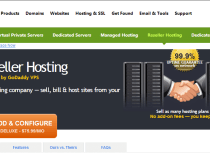 GoDaddy reseller review and get latest coupon