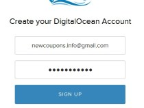 How to sign up and use DigitalOcean promo code