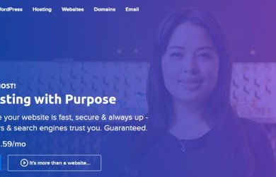 DreamHost Web Hosting Sale
