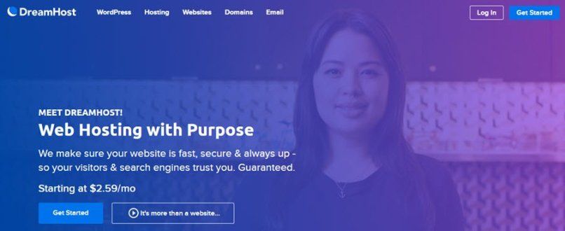 Dreamhost Promo Code & Coupon October 2019 - Save 50%