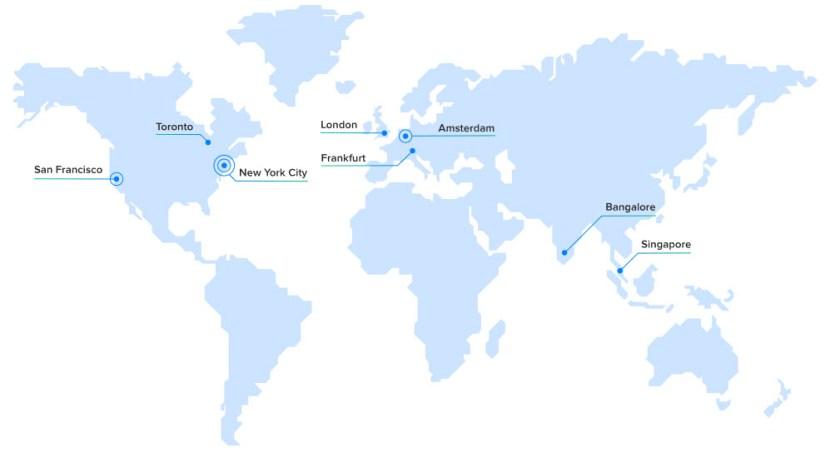 digitalocean datacenters