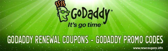 Godaddy New Year Savings - 31% Off - includes renewals